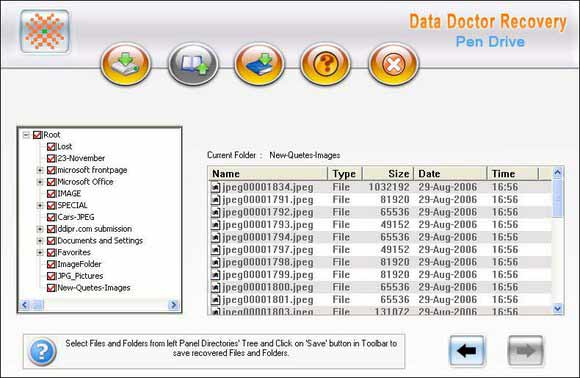 Flash Drive Recovery Software